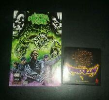 INSANE CLOWN POSSE # 4 !!  WITH CD !! Album THE PENDULUM !! 2000 ICP JUGGALOS !!
