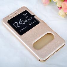 Housse Etui Folio Samsung Galaxy A 3 ( Modele 2017 ) + Verre Trempé