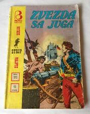 Komandant Mark - ZVEZDA SA JUGA - Zlatna Serija 1013  Yugoslavia  late 1980s