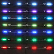 Barra LED 12v 24v lampada INTERNI ILLUMINAZIONE COLORATA catena luminosa Camion Auto Strisce