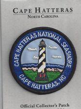 Cape Hatteras National Seashore North Carolina Souvenir Lighthouse Patch