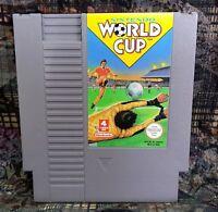 Nintendo Nes World Cup  NES Spiel