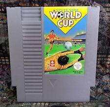 Nintendo NES World Cup jeu nes