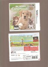 Rare ! MA PENSION D'ANIMAUX Bébés Câlins : Indispensble   3DS.  Jeu NEUF Blister