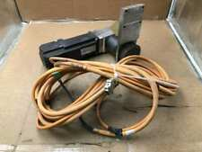 Rexroth MKD041B-144-GP0-KN 3 Phase Permanent Magnet Motor 7500RPM 600V