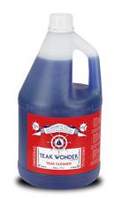 Teak Wonder Cleaner, pulitore detergente per teak 4LT