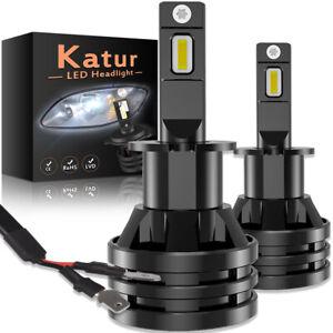 200W 30000LM H3 CREE LED Ampoule Voiture Feux Lampe Kit Phare Xenon Blanc 6000K