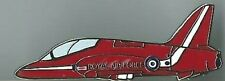 OFFICIAL ROYAL AIR FORCE RED ARROWS PLANE PIN - LIMITED CIRCULATION OF 1,000