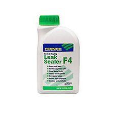 FERNOX LEAK SEALER F4 56603 PLUGS SMALL WEEPS AND LEAKS