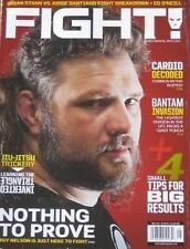 5/11 FIGHT MAGAZINE ROY NELSON FRANK MIR GRAPPLING KARATE KUNG FU MARTIAL ARTS