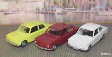Märklin 18103-04 BMW 2002 1:43 gelb/weiss/rot-NEU OVP#