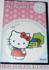 HELLO KITTY VOL 11  DVD