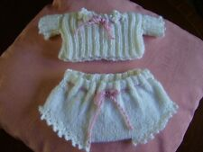 Milly-Molly-Dolly-+Clothes+Basket +Bedding - Easy Soft Toy Knitting Pattern