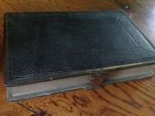 Vintage HOLY BIBLE Old and New Testaments 1866 to be read in churches Cambridge