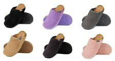 Dunlop Memory Foam Comfy Rubber Insoles Mules Slippers for Women