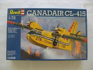 1|72 Model Plane Canadair CL-415 Revell D12-567