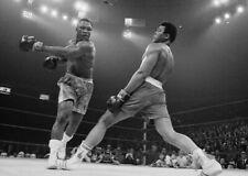 FIGHT OF THE CENTURY MUHAMMAD ALI VS JOE FRAZIER Boxing Poster 2