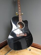 2009 Gibson Songwriter Deluxe EC Special Acoustic/Electric Guitar w/OHSC