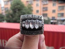 2002 Oakland Raiders World  Football Championship Ring Fan Men Gift