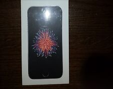 AT&T Apple iPhone SE 32GB Space Gray grey black gophone 4glte seems unlocked New
