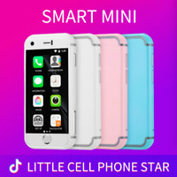 """Unlocked Soyes 7S Mini Android Smartphone 2.54"""" TouchScreen Dual Sim WIFI Phone"""