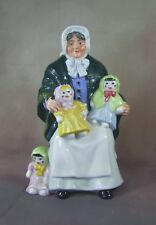 Royal Doulton Figure - 'The Rag Doll Seller' - Hn 2944. Made in England
