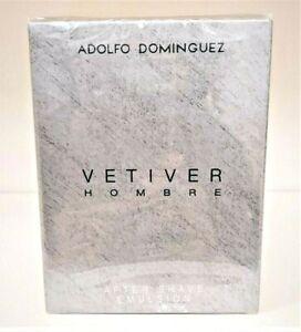 VETIVER de ADOLFO DOMINGUEZ 120 ML BALSAMO PARA AFEITADO / AFTER SHAVE BALM