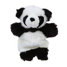Cute Panda Wildlife Hand Glove Puppet Soft Plush Puppets Kid Childrens Toy DT
