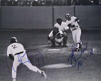 Bucky Dent / Mike Torrez Autographed Signed 8x10 Photo ( Yankees ) REPRINT