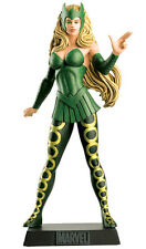 Supereroi MARVEL Eaglemoss STATUINA in PIOMBO FABBRI Enchantress L'INCANTATRICE