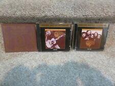 MFSL Jethro Tull Living In The Past 2 x 24 Karat Audiophile Gold CD RARE