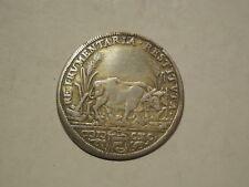 Vaticano Alessandro VIII testone 1690