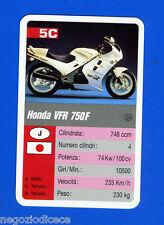 [GCG] SUPERCARTINE - SCHMID - Figurina-Sticker n. 5C - HONDA VFR 750 F
