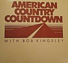 RADIO SHOW: ACC w/BOB KINGSLEY 8/26/89 CONWAY TWITTY, KEITH WHITLEY, BUCK OWENS