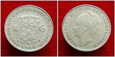 Netherlands - 1 Gulden 1944 (EP) Zeer Fraai-