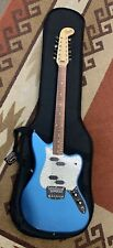 Fender Alternate Reality Electric 12 String Jazzmaster Lake Placid Blue Open Box