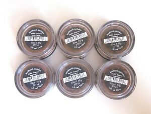 BARE ESCENTUALS bare Minerals LOT OF 6 * SOFT FOCUS EXPLORE * Eyeshadow $84 NEW