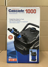Penn Plax Cascade 1000 Aquarium Canister Filter for tank up to 100 gallons