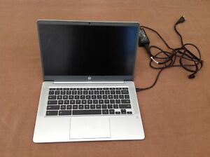 HP Chromebook Model 14a0023cl For Parts or Repair