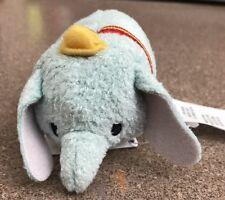 "Disney Tsum Tsum Dumbo the elephant 3.5"" Mini Plush New with tag"