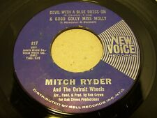 Mitch Ryder- Devil With A Blue Dress On- Northern Soul 45, New Voice 817 (Ex)