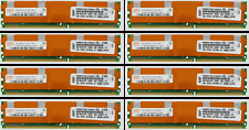 8GB (8X1GB) FOR DELL PRECISION 490 690 690 (750W CHASSIS) 690N R5400 T5400 T7400