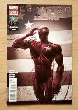 MARVEL COMICS - CARNAGE USA #5 - JUNE 2012 - ZEB WELLS - CLAYTON CRAIN - VFN