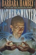 BARBARA HAMBLY MOTHER OF WINTER BK 4 DARWATH SERIES HCDJ 1996 1ST ED NEW RARE