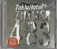 TOKIO HOTEL / ZIMMER 483 * NEW CD 2007  * NEU *