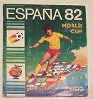 Panini+WM+82+Sammelalbum+WC+1982+KOMPLETT+Album+mit+allen+Sticker+Stickeralbum