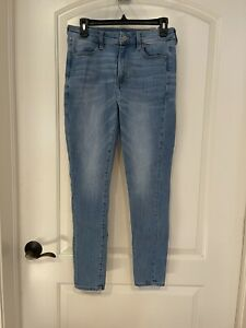 American Eagle Super Stretch X Highest High Rise Jegging Size 8 Womens