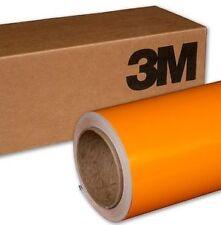Pellicola 3M S1080 Arancione Opaco M54 mis. 37,5x25 cm