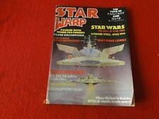 Vintage Science Fiction Magazine Star Warp June 1978 Star Wars Star Trek 4