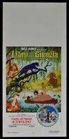 Cartel El Libro De Selva Disney Animación El Jungle Book N61
